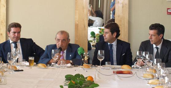 Hidalgo avanza que Globalia 'mejorará sustancialmente sus beneficios', que en 2013 se situaron en 30 millones