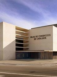 El Palacio de Congresos de Cataluña acoge estos días un congreso médico con profesionales de 28 países