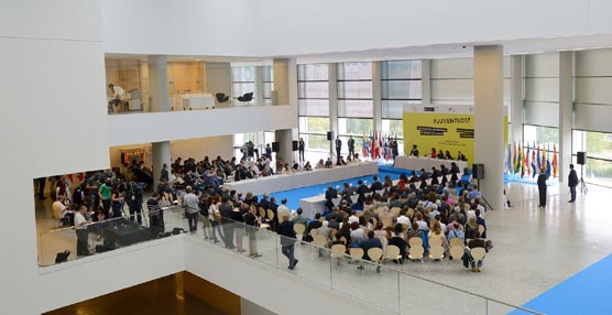 El Fórum Evolución de Burgos acoge la XVII Conferencia Iberoamericana de Ministros y Responsables de Juventud