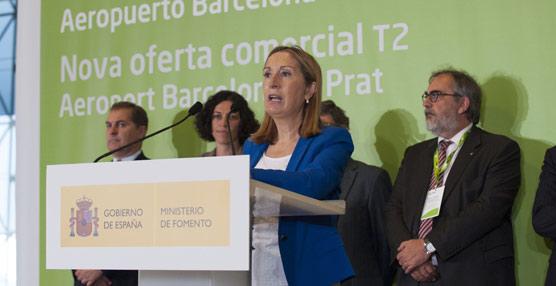 Pastor: 'El Prat ha completado el mejor mes de agosto de toda su historia, con más de cuatro millones de pasajeros'
