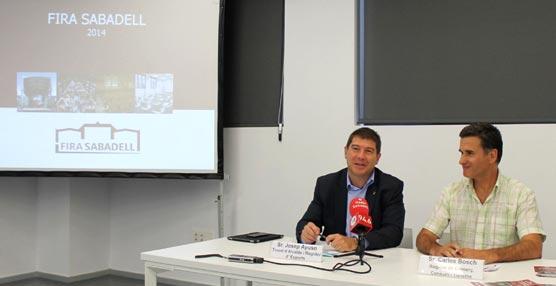 La Fira de Sabadell acogerá un total de 12 ferias y congresos durante el último cuatrimestre del año