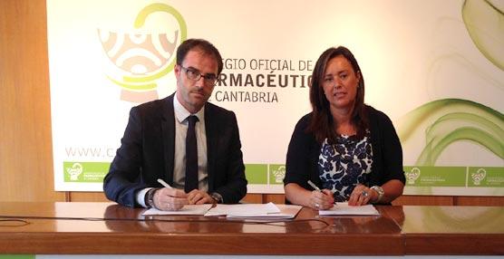 OPCE Cantabria y el Colegio Oficial de Farmacia se unen para potenciar la captación de eventos farmacéuticos a la región