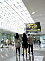 Uno de cada cinco vuelos ha sufrido retrasos en los aeropuertos españoles este verano, según Flightright