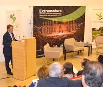 El Gobierno extremeño destaca el potencial de crecimiento del Sector en la región por sus infraestructuras