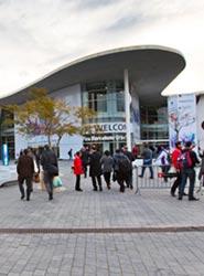 Barcelona acoge una cumbre sobre ciudades inteligentes con la presencia de más de 400 delegaciones de todo el mundo