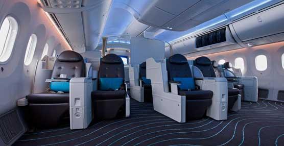 Air Europa se alía con Panasonic para ofrecer wifi a bordo a través del servicio de satélite de banda Ku