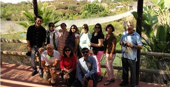 La Costa del Sol muestra su oferta de reuniones, congresos y turismo de lujo a una veintena de agentes procedentes de India