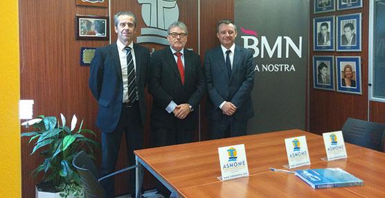 Ashome y BMN-SA Nostra firman un acuerdo para invertir en la modernización de la planta hotelera menorquina