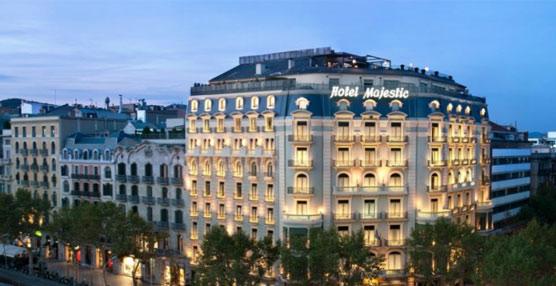 El diseñador y arquitecto mallorquín Antonio Obrador reforma el gran Hotel Majestic de Barcelona