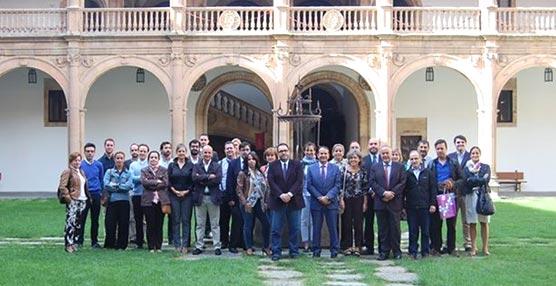 El Salamanca Convention Bureau organiza su XXII Desayuno Networking en el que reúne a sus asociados