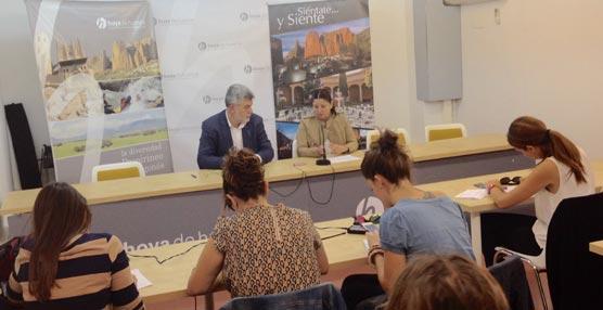 La Comarca de la Hoya de Huesca aumenta en 5.000 euros su aportación a la FHC para promover el Turismo congresual