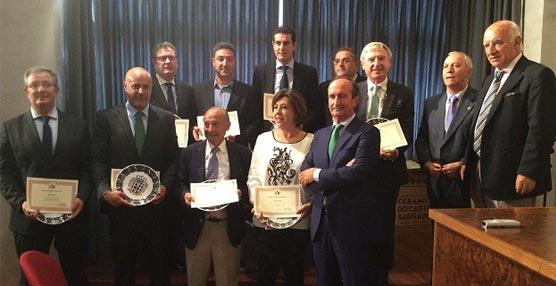 La Fundación Expourense recibe el reconocimiento de una asociación por su papel como dinamizador económico