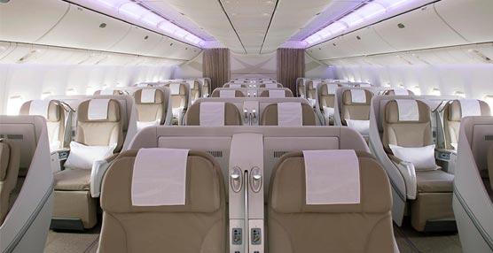 Saudia Airlines aumenta sus plazas 'business' por el incremento de lazos comerciales entre España y Arabia Saudita