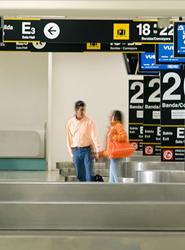 Los aeropuertos reclaman a las autoridades europeas una respuesta urgente y coordinada frente al ébola