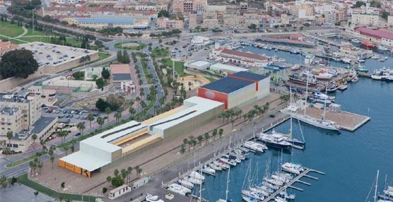 El Palacio de Congresos El Batel acoge un congreso de ingeniería naval e industria marítima por su ubicación