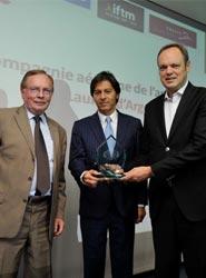 Jet Airways es galardonada por los 'travel managers' y agentes de viajes de negocios de Francia