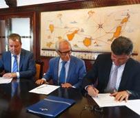 El Palacio de Congresos de Canarias, Las Palmas y los hoteleros de la ciudad se unen para potenciar el Sector