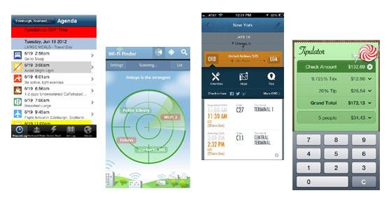 AEGVE recopila 10 de las aplicaciones móviles 'más útiles' para ayudar a los viajeros de negocios en sus desplazamientos
