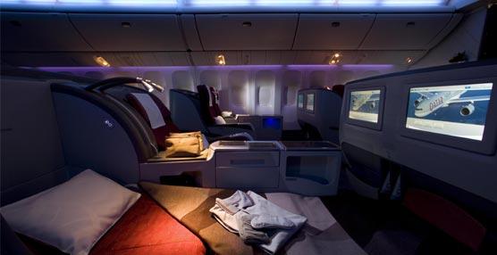 Qatar Airways lanza la promocion 'Lujo por partida doble' para los clientes españoles de Clase Business
