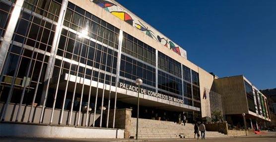 La propuesta de UPyD para rehabilitar el Palacio de Congresos de Madrid es rechazada en el Congreso