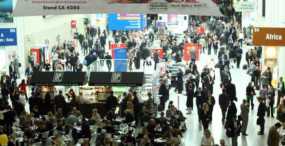 Unos 5.000 expositores participarán en World Travel Market de Londres, que abre hoy sus puertas