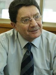 El secretario general de la OMT, Taleb Rifai.