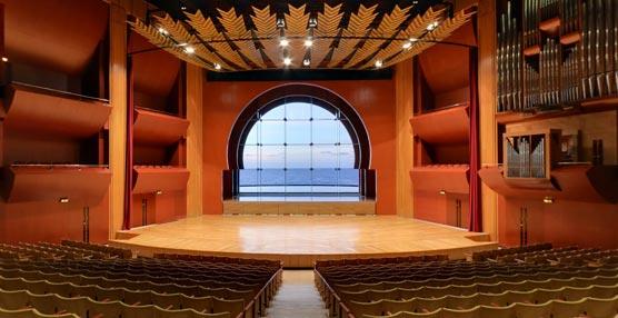 El Palacio de Congresos de Canarias estrena una nueva 'web' en la que se pueden conocer las salas con la tecnología Google View
