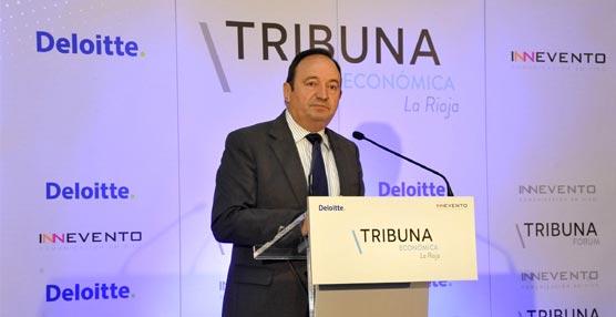 El presidente del Gobierno de La Rioja destaca 'el valor y la rentabilidad' que obtienen los destinos que acogen eventos