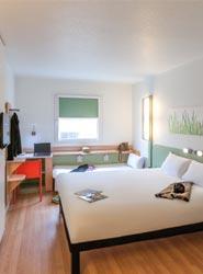 Accor abre un nuevo hotel ibis budget junto al Bilbao Exhibition Center, en Barakaldo