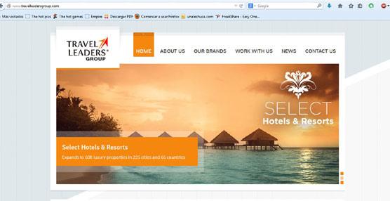 Travel Leaders Group lleva su Worldwide Hotel Programme a los mercados europeos en el marco de la WTM 2014