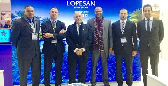 Antigua y Barbuda ofrece facilidades al Grupo Lopesan para que la compañía invierta en el país durante la feria World Travel Market