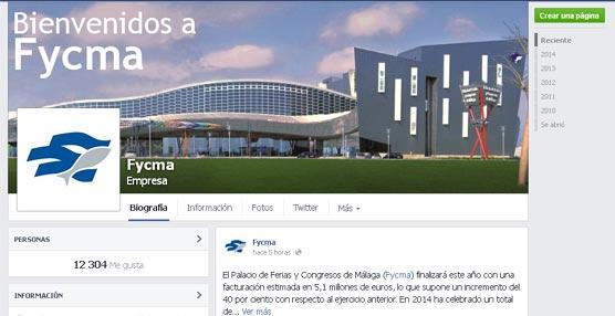 El Palacio de Ferias y Congresos de Málaga supera los 50.000 seguidores en todas sus redes sociales