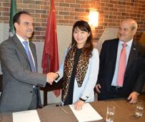 Andalucía se marca como objetivo duplicar las pernoctaciones hoteleras de turistas chinos en dos años