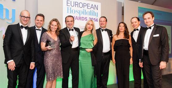 Gabriel Escarrer, de Meliá Hotels International, CEO del año en los European Hospitality Awards 2014