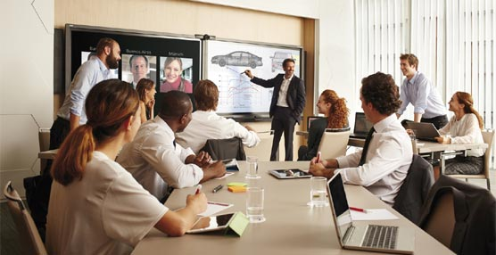 NH Hotel Group presenta un nuevo servicio tecnológico para la organización de reuniones y eventos con un gran impacto