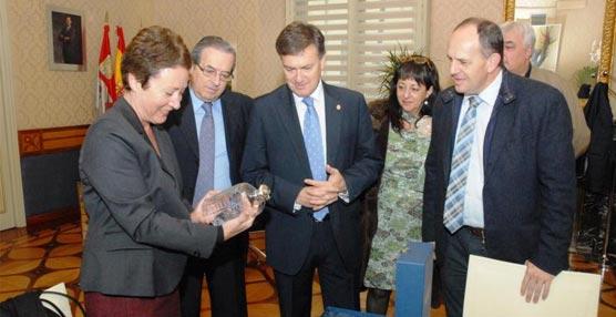 Una delegación de la República Checa conoce el que será Palacio de Congresos de la Faisanera, en Segovia