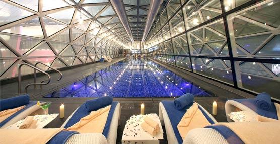 El Aeropuerto Internacional de Hamad, en Doha, inaugura oficialmente el hotel de lujo Airport Hotel y el Spa Vitality