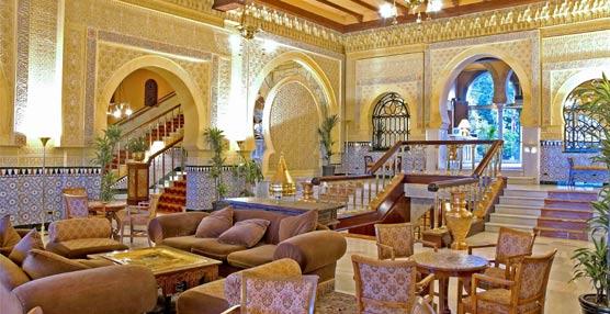El Hotel Alhambra Palace implantará el sistema guiado Outbarriers para personas con visibilidad reducida