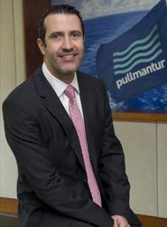 Vilches: 'La llegada del Majesty jugará un papel muy importante en los planes de crecimiento de Pullmantur'