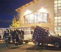 Ruta del Vino de Rioja Alavesa presenta en EIBTM sus ifraestructuras congresuales y actividades complementarias