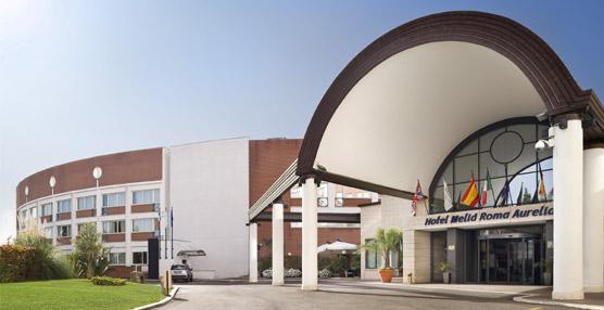 El proyecto 'Hotel 6 Stelle', del hotel Meliá Roma Aurelia Antica, premio a la responsabilidad social