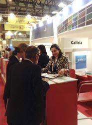 Galicia muestra en Barcelona sus instalaciones de congresos junto a su oferta gastronómica, artística y de naturaleza