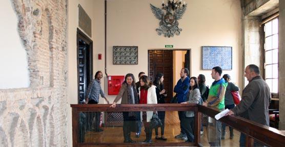 Un grupo de periodistas especializados conoce la oferta turística y congresual de la ciudad de Toledo