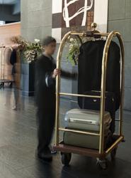 Aumenta el uso del alojamiento hotelero respecto a 2013.
