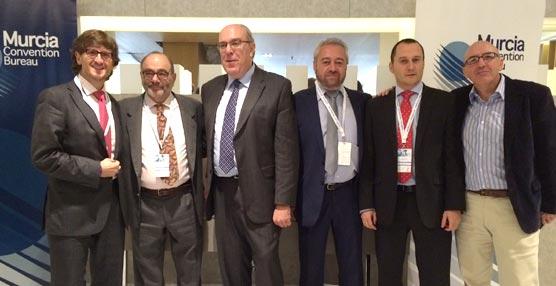 Murcia participa en el Seminario de AEGVE donde presenta su oferta congresual y de incentivos