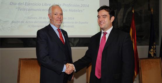 El Instituto Tecnológico Hotelero y el Colegio Oficial de Ingenieros de Telecomunicación firman un acuerdo