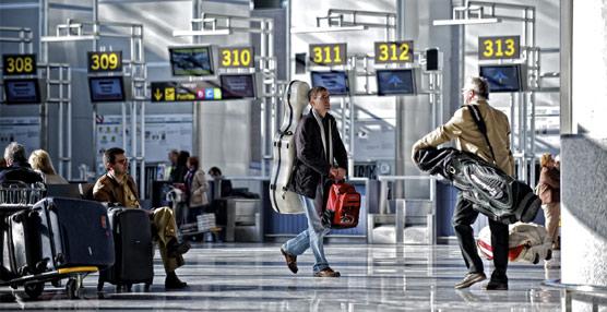 España es el país de la zona euro que más crece como mercado emisor de turistas, con un repunte del 5% en lo que va de año