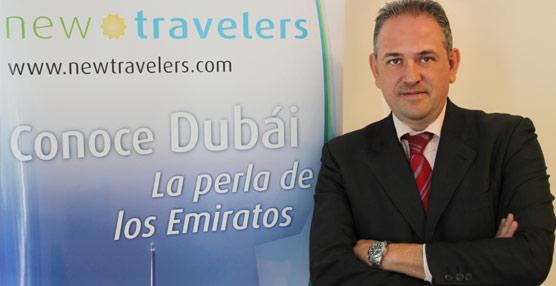 New Travelers pretende llegar a más agencias de viajesindependientes, 'acostumbradas desde hace años a otros operadores'