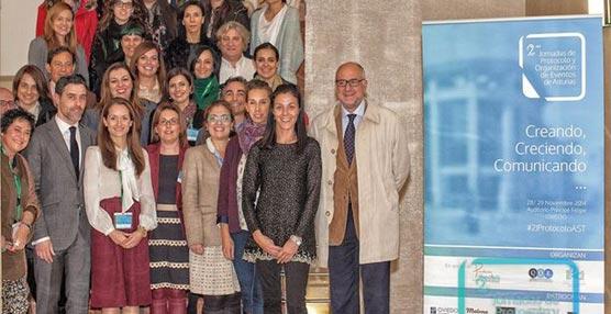 Los profesionales del protocolo y los eventos reclaman en Asturias unidad para 'crear, crecer y comunicar'