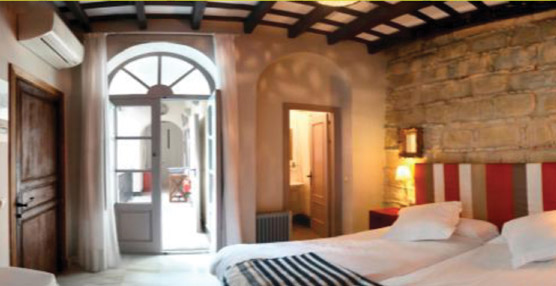 La cadena de hoteles-restaurantes Logis incorpora dos nuevos establecimientos en Andalucía, en Cádiz y Sevilla